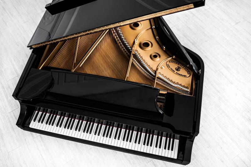 Location piano de concert Steinway & Sons modèle D Avignon Piano Pulsion